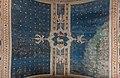 Gurk Domplatz 1 Dom Vorhalle Tonnengewoelbe Deckenmalerei Agnus Dei 11102016 4919.jpg