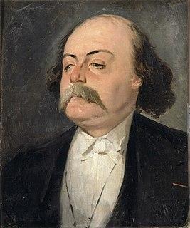 Gustave Flaubert French novelist