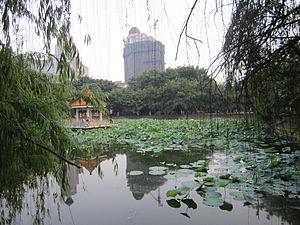 Guzhen, Guangdong - Guzhen park