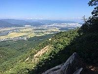 Gyeongju from Namsan Mountain.jpg
