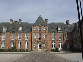 Hôtel de Guise Préfecture de l'Orne à Alençon DSCF2223.JPG