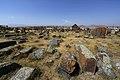 Hřbitov Noratus u jezera Sevan - panoramio.jpg