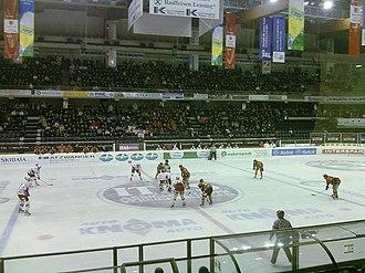 PalaOnda - HC Bolzano - Sheffield Steelers
