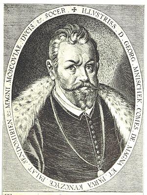 Jerzy Mniszech - Image: HIRSCHBERG(1898) p 055 Jerzy Mniszech