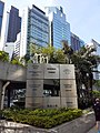 HK 灣仔北 Wan Chai North 告士打道花園 Gloucester Road Garden sky view Revenue Tower Immigration Tower Wanchai Tower facades October 2020 SS2 04.jpg