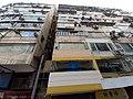 HK CWB 銅鑼灣 Causeway Bay 波斯富街 Percival Street old tang lau facade October 2019 SS2 05.jpg