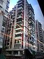 HK Causeway Bay Gloucester Road 名店坊 Fashion Walk facade July-2012.jpg