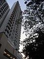 HK Hung Hom Tsing Chau Street 青州街高級海關職員 Tsing Chau Street C&E Inspectors Quarters facade Jan-2013.JPG