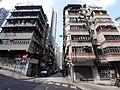 HK SYP 西營盤 Sai Ying Pun 西邊街 Western Street 第二街 Second Street tang lau October 2019 SS2 01.jpg