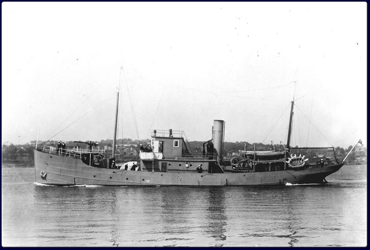 HMCS Ypres - Wikipedia