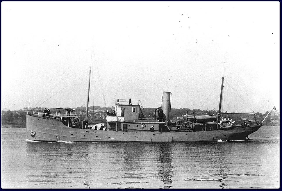 HMCS Ypres E-35756