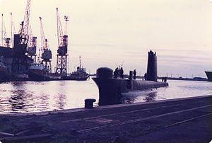 HMS Otter (S15) - Image: HMS Otter