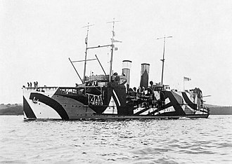 HMS Pegasus (1917) - Image: HMS Pegasus (1917)