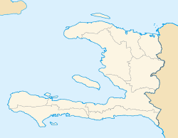 Ouanaminthe is located in Haiti