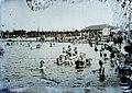 Hajdúszoboszló 1930, gyógyfürdő. Fortepan 86689.jpg