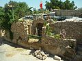 Hal Farrug Chapel and nearby niche 03.jpg