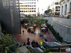 Hallidie Plaza - Hallidie Plaza