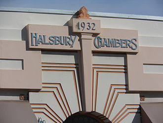 1932 in New Zealand - In 1932, the rebuild of Napier was underway after the devastating 1931 Hawke's Bay earthquake; its architecture is regarded today as being one of the finest collections of Art Deco in the world