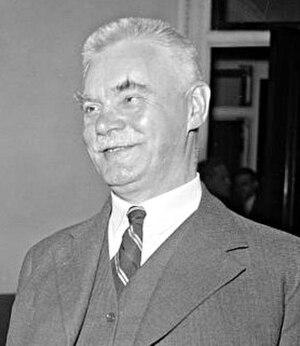 Halvdan Koht - Halvdan Koht (1937)