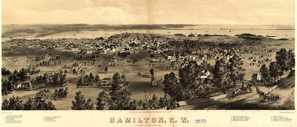history of hamilton ontario wikipedia rh en wikipedia org