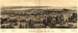 History of Hamilton, Ontario