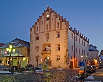 Hammelburg - Hammelburg Rathaus