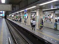 Hanshin Sannomiya StaHome.JPG