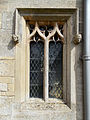 Harlaxton Ss Mary and Peter - exterior South Porch window.jpg