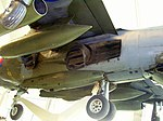 Harrier GR.3 underside detail, RAF Museum Hendon. (34876191042).jpg