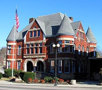 Harriman, Tennessee - Harriman City Hall