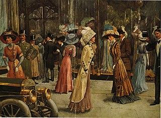 1900s in Western fashion