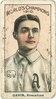 Harry Davis, Philadelphia Athletics, baseball card portrait LCCN2007683817.tif