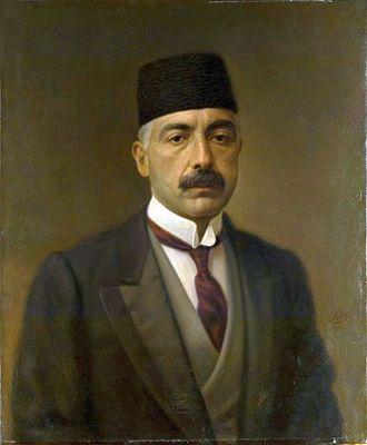 Vossug ed Dowleh - Vosough od-Dowleh by Kamal-ol-molk, painted between 1900 and 1917