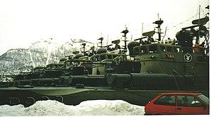 Hauk-class patrol boat - Image: Hauk MT Ber 2
