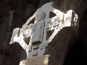 Tuam - Headpiece of the High Cross of Tuam