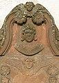 Headstone detail at Oxnam Parish Church - geograph.org.uk - 621031.jpg