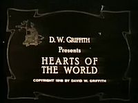 Fail:Hearts of the World (1918).webm
