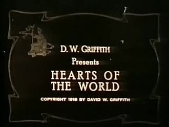 Fasciculus:Hearts of the World (1918).webm