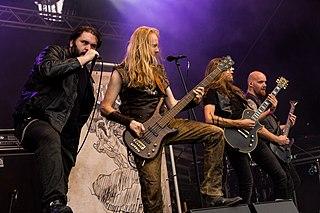 Heidevolk Dutch folk metal band