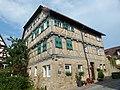 Heinlinscher Hof Auf den Felsen 1 Marbach am Neckar 2.JPG