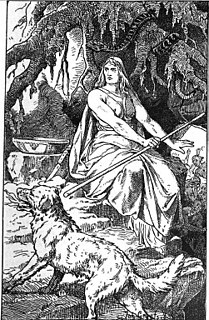 Hel (being) Daughter of Loki in Norse mythology