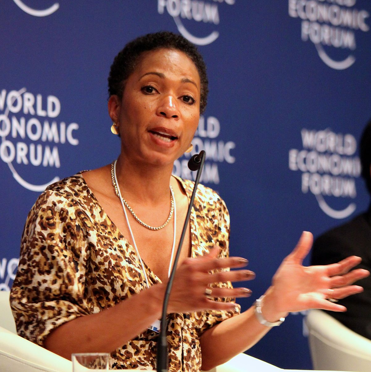 Px Helene D Gayle World Economic Forum On East Asia Crop on New York Health Care