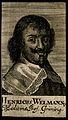 Hendrik Welmann. Line engraving, 1688. Wellcome V0006215.jpg