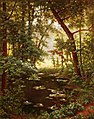 Henri Biva, Les Nénuphar, oil on canvas, 82 x 65 cm.jpg