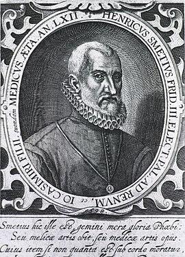 Henricus Smetius