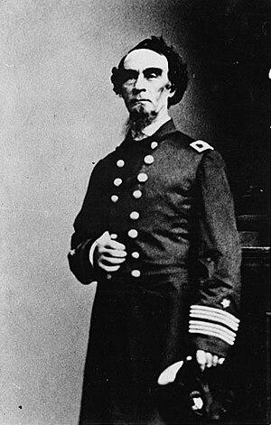 Henry A. Walke - Captain Henry Walke