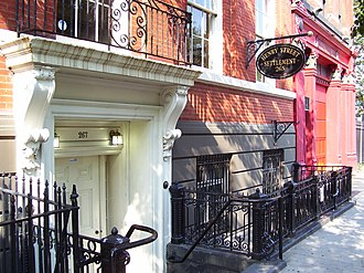 Henry Street Settlement - A street-level view of 267 Henry Street