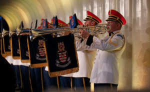 United States Army Herald Trumpets - Image: Herald Trumpets