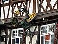 Herberge zum Löwen (Seelbach-Schönberg), Wirtshausausleger.jpg