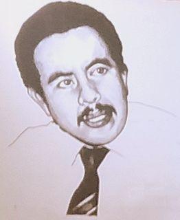 Herbert Anaya President of the Human Rights Commission of El Salvador